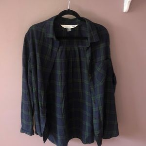I'm selling a XL flannel from Old Navy!